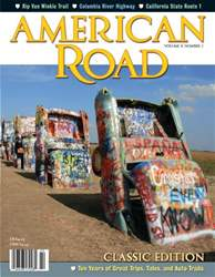 American Road Magazine Cover