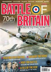 Battle of Britain Magazine Cover