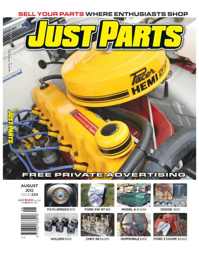 JUST PARTS Digital Issue
