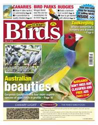 Cage and Aviary July 11 2012 issue Cage and Aviary July 11 2012