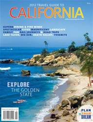 2012 Travel Guide To California issue 2012 Travel Guide To California