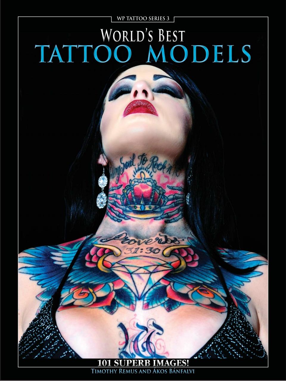 Tattoo models magazine world 39 s best tattoo models for Best tattoo magazine