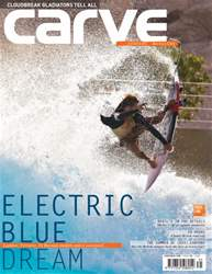 Carve Surfing Magazine Issue 135 issue Carve Surfing Magazine Issue 135