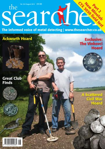 The Searcher Digital Issue