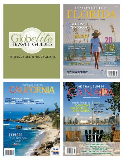 Globelite Travel Guides Preview