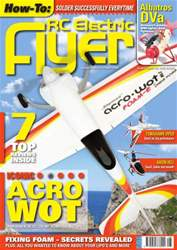 RC Electric Flyer Magazine Cover