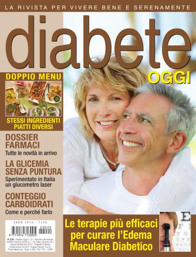 DIABETE OGGI Digital Issue