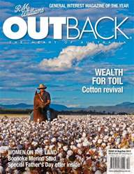OUTBACK 84 issue OUTBACK 84