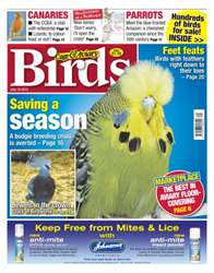 Cage and Aviary July 18 2012 issue Cage and Aviary July 18 2012