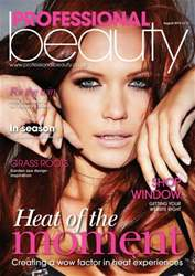 Professional Beauty August 2012 issue Professional Beauty August 2012