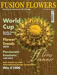 Fusion Flowers Issue 54 issue Fusion Flowers Issue 54