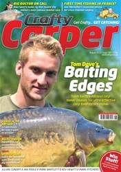 Crafty Carper August issue 180 issue Crafty Carper August issue 180