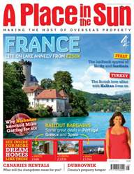 A Place In The Sun August 2012 issue A Place In The Sun August 2012