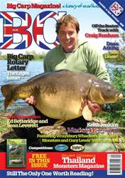 Big Carp 192 issue Big Carp 192