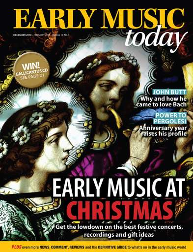 Early Music Today Preview