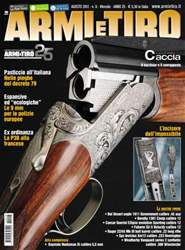 Armi e Tiro 08-2012 issue Armi e Tiro 08-2012