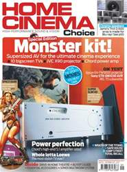 Home Cinema Choice Issue 211 issue Home Cinema Choice Issue 211