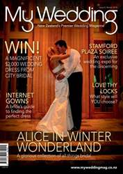 My Wedding 4 - Winter 2010 issue My Wedding 4 - Winter 2010