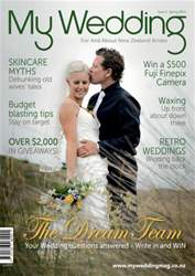 My Wedding 5 - Spring 2010 issue My Wedding 5 - Spring 2010