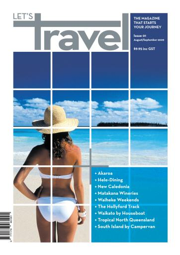 Let's Travel Digital Issue