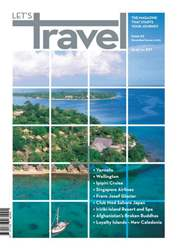 Let's Travel 3 - Dec 09-Jan 10 issue Let's Travel 3 - Dec 09-Jan 10