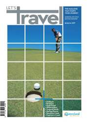 Let's Travel - QUEENSLAND - Golf issue Let's Travel - QUEENSLAND - Golf