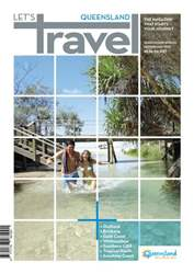 Let's Travel QUEENSLAND 2 issue Let's Travel QUEENSLAND 2