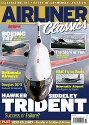Airliner Classics 2 Magazine Cover