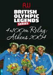 BOL 18 Athens 4x400m relay gold issue BOL 18 Athens 4x400m relay gold