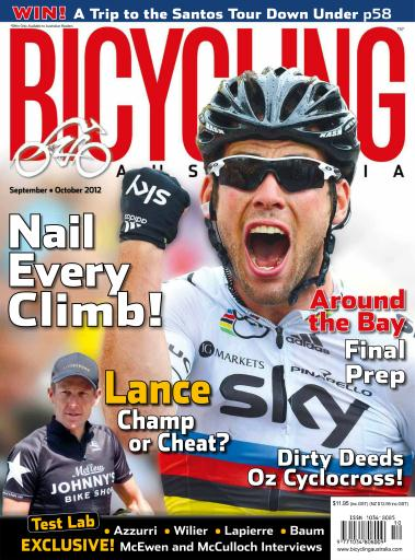 Bicycling Australia Digital Issue
