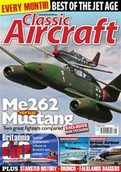 Classic Aircraft Magazine Cover