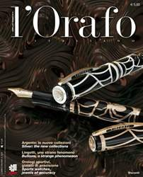 l'Orafo Italiano - June issue l'Orafo Italiano - June