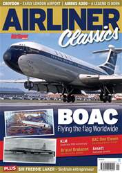 Airliner Classics 1 Magazine Cover