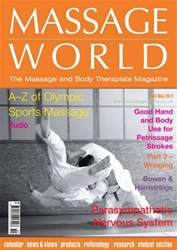Massage World Apr-May 2012 issue Massage World Apr-May 2012