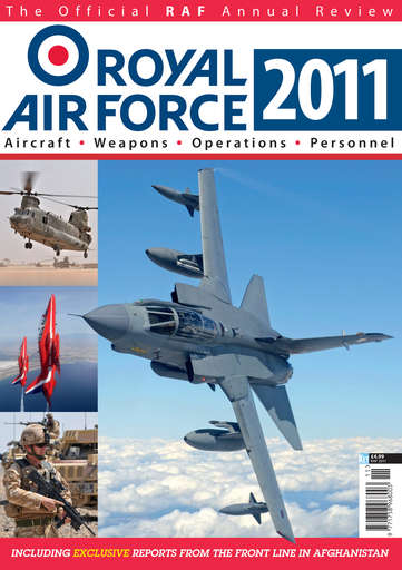 RAF 2011 Digital Issue