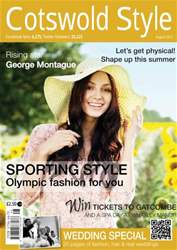 Cotswold Style August 2012 issue Cotswold Style August 2012