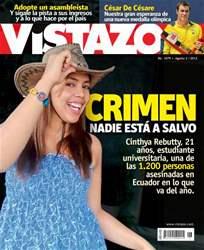 Vistazo 1079 issue Vistazo 1079