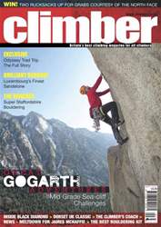 Climber Sept 12 issue Climber Sept 12