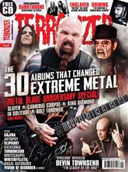 Terrorizer 226 Summer 2012 issue Terrorizer 226 Summer 2012