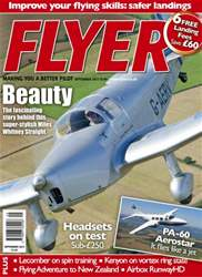 FLYER September issue FLYER September