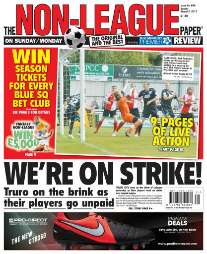 The Non-League Football Paper Digital Issue