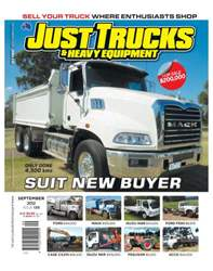 JUST TRUCKS Magazine Cover