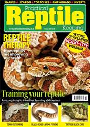 No.41 Reptile training issue No.41 Reptile training