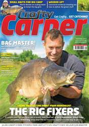 Crafty Carper Magazine Cover