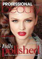 Professional Beauty September 2012 issue Professional Beauty September 2012