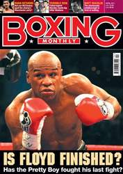 Boxing Monthly April 2011 issue Boxing Monthly April 2011