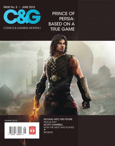 CGMagazine Digital Issue