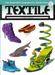 Textile Fibre Forum Issue 106 issue Textile Fibre Forum Issue 106