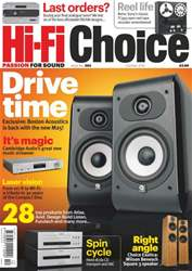 Hi-Fi Choice October 2012 issue Hi-Fi Choice October 2012
