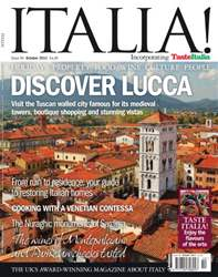October 2012 Discover Lucca issue October 2012 Discover Lucca